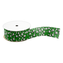 Golf Ball Pattern Ribbon