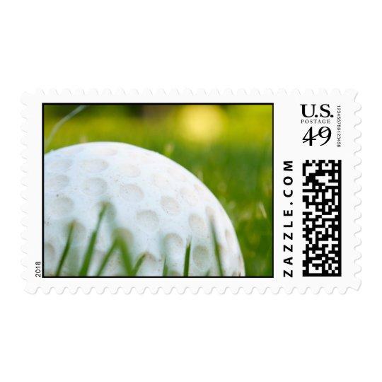 Golf Ball Postage