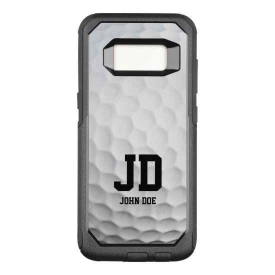 Golf Ball | Sport Cool Gift OtterBox Commuter Samsung Galaxy S8 Case