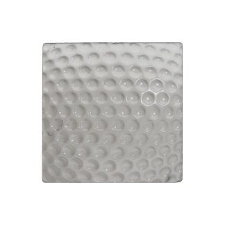Golf Ball Sport Makes a great game for parties Stone Magnet