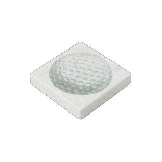 Golf Ball Stone Magnet