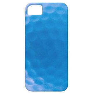 Golf Ball Texture Dimples Arctic Blue iPhone SE/5/5s Case