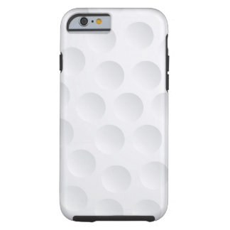 Golf ball texture tough iPhone 6 case