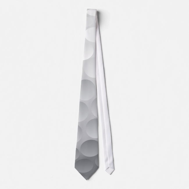 Golf ball tie