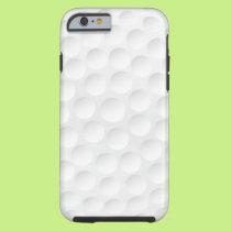 golf ball tough iPhone 6 case