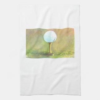Golf Ball towel