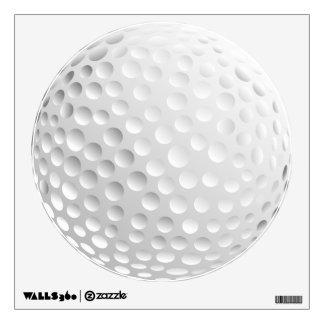 Golf Ball Wall Sticker