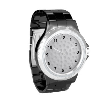 Golf Ball Watch - Can Choose Different Bands Watches