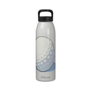 Golf Ball Drinking Bottles