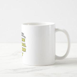 Golf Ball Whacker Guy Coffee Mug