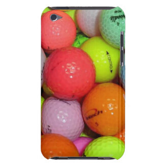 Golf Balls And More Golf Balls iPod Touch Case