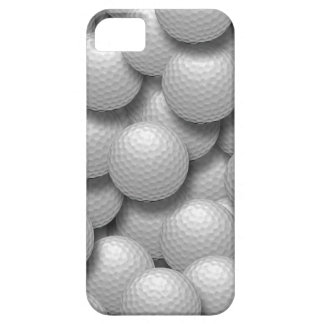 Golf Balls Bucket. iPhone 5 Covers
