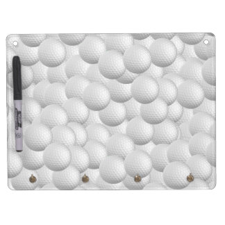 Golf Balls custom message board