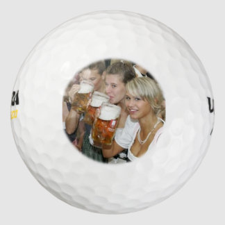 Golf Balls - Golfing With The Girls