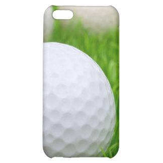 Golf Balls In Grass iPhone 5C Cases