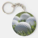 Golf Balls Keychain
