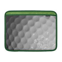 golf balls MacBook sleeve