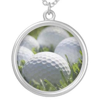 Golf Balls Necklace