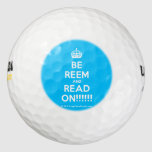 [Crown] be reem and read on!!!!!!  Golf Balls Pack Of Golf Balls