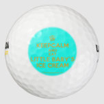 [Cupcake] keepcalm and eat little baby's ice cream  Golf Balls Pack Of Golf Balls