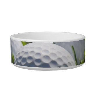 Golf Balls Pet Bowl Cat Water Bowls
