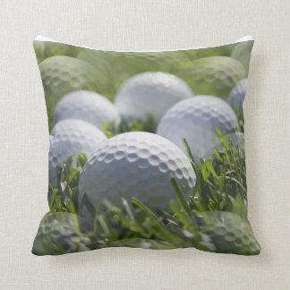 Golf Balls Pillow