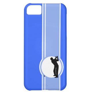 Golf; Blue iPhone 5C Cover