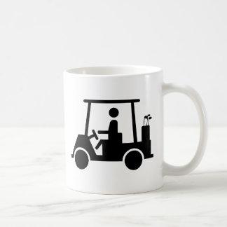 Golf Buggy Coffee Mug