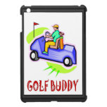 Golf buggy cover for the iPad mini