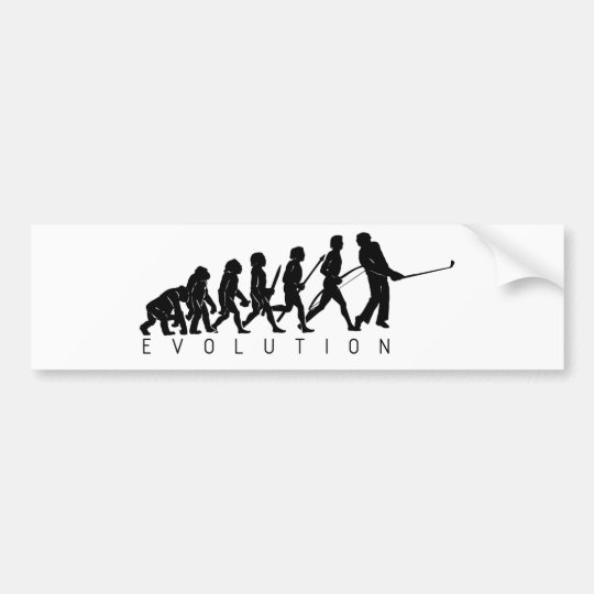 golf bumper sticker