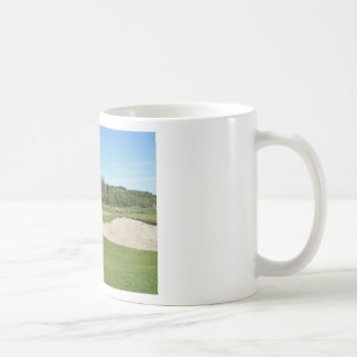Golf Bunker Coffee Mug