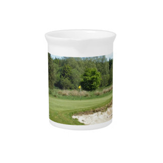Golf Bunker Drink Pitcher