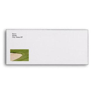 Golf Bunker Envelopes
