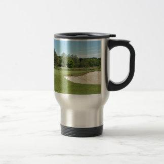 Golf Bunker Travel Mug