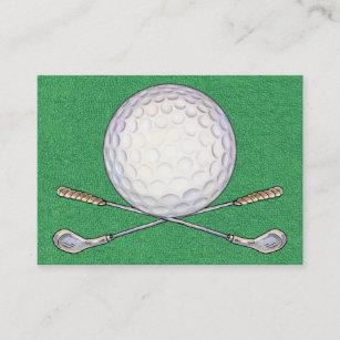 Golf pro business cards zazzle golf business card srf colourmoves