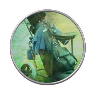 Golf Caddie Jelly Belly Tins