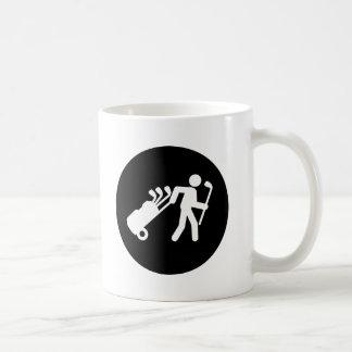 Golf Caddy Coffee Mug