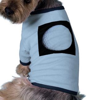 Golf Camiseta Con Mangas Para Perro