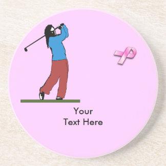 Golf Cancer Coaster