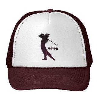 Golf Cap Trucker Hat