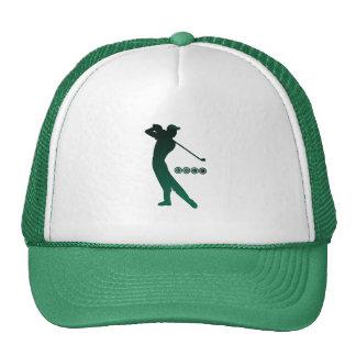 Golf Cap Mesh Hat