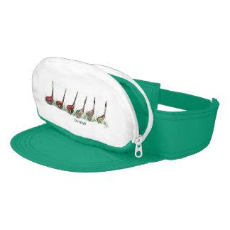 Golf cap-sac visor