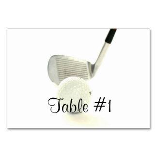 Golf Card