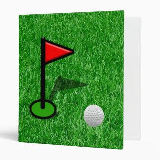 "Golf Carpeta 1"""