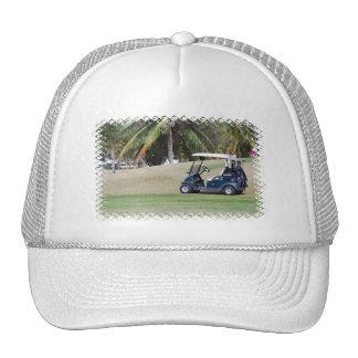 Golf Cart Baseball Hat