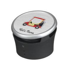Golf Cart Bluetooth Speaker at Zazzle