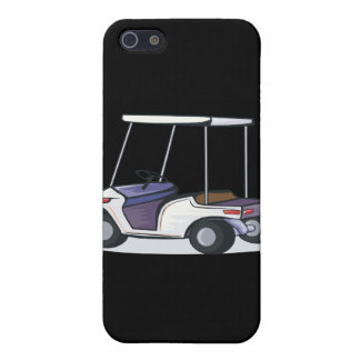 golf cart graphic iPhone SE/5/5s cover