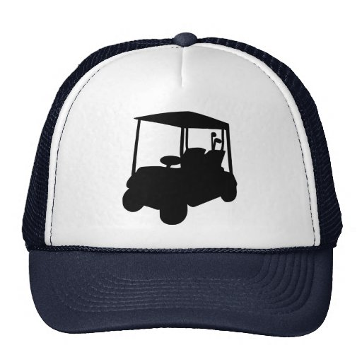 Golf Cart Hats
