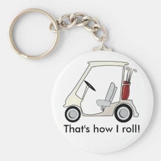 golf_cart keychains