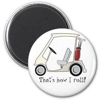 golf_cart refrigerator magnets